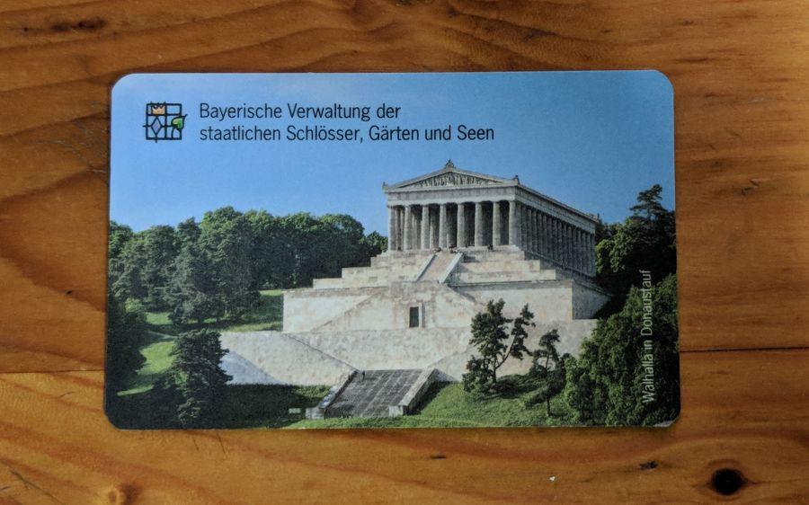 巴伐利亞14天博物館門票