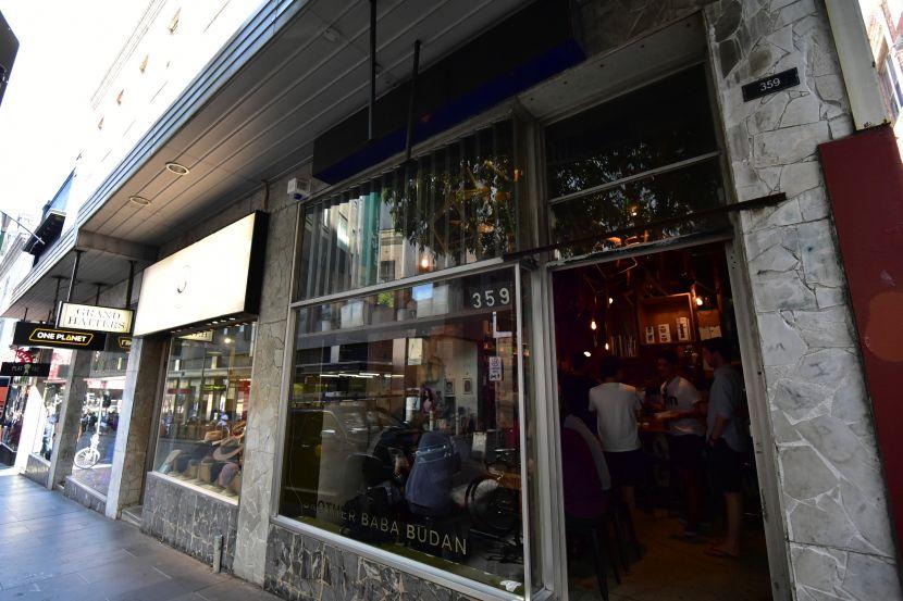 墨爾本-Brother Baba Budan咖啡館