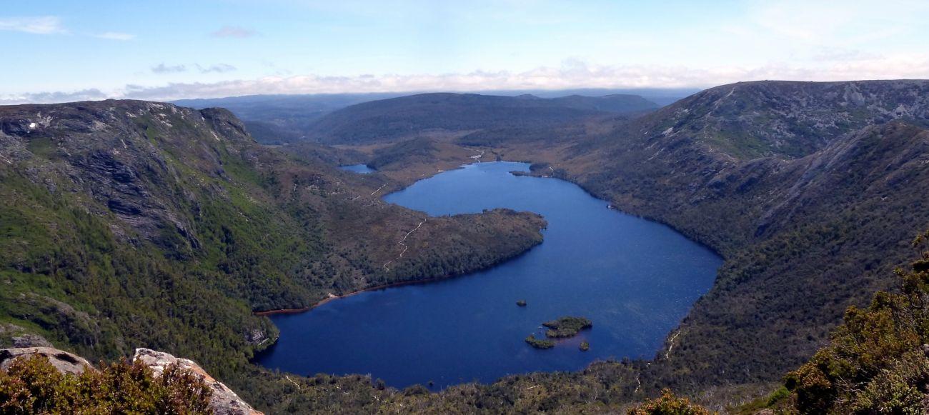 【塔斯馬尼亞必遊景點】搖籃山Cradle Mountain & 鴿子湖Dove Lake健行半日遊