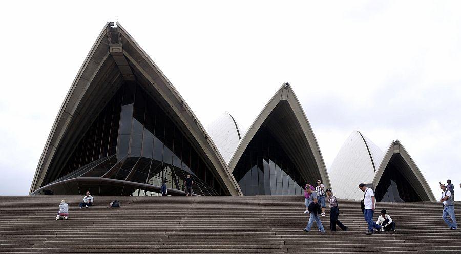 雪梨-雪梨歌劇院