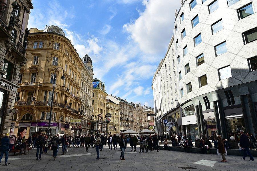 奧地利-維也納-格拉本大街