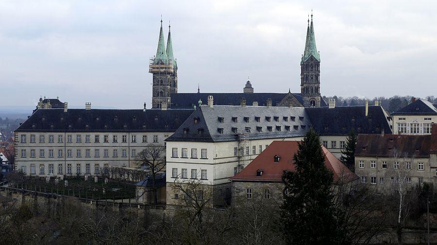 德國-班堡-班堡大教堂