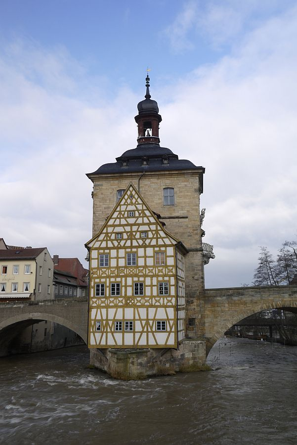 德國-班堡-舊市政廳Altes Rathaus