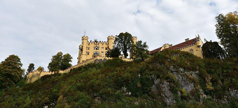 德國-羅曼蒂克大道-高天鵝堡Schloss Hohenschwangau