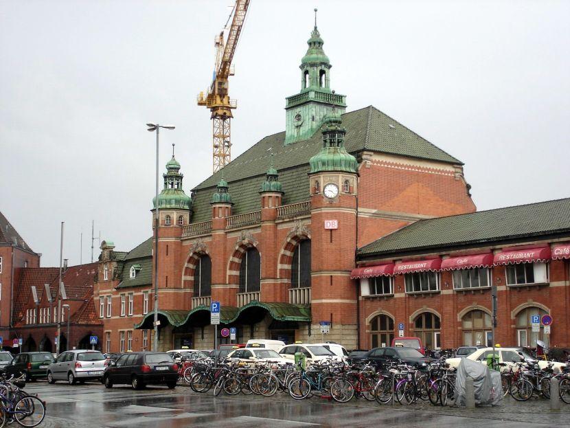 盧比克火車站