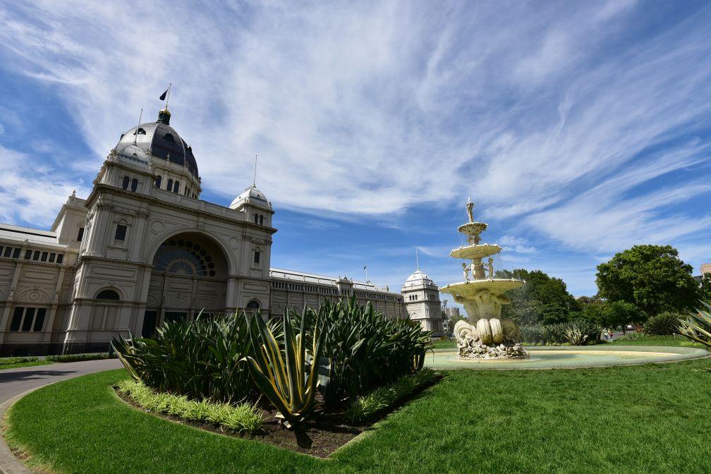 墨爾本-皇家展覽館-Royal Exhibition Building