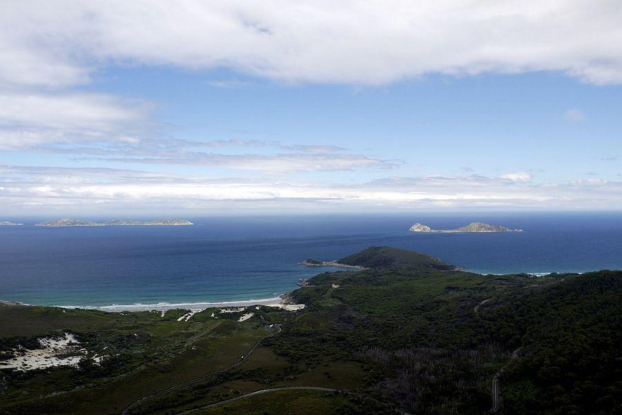 墨爾本 - Wilsons Promontory威爾遜岬 - Mt Bishop Summit