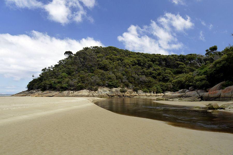 墨爾本 - Wilsons Promontory威爾遜岬 - Tidal River